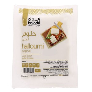 Balade Halloumi Orginal Cheese 250g
