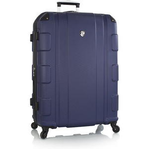 "Heys Azor 4Wheel Hard Trolley 26"" Blue"