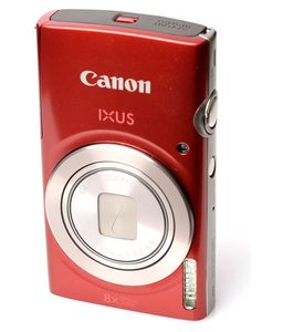 Canon Digital Camera IXUS185 20MP Red
