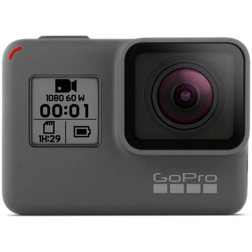 Gopro Action Camera Hero with Touch LCD G02CHDHB-501 + Sports Bundle