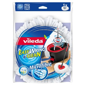 Vileda Easy Wring & Clean Spin Mop / Rotating Mop Refill 1pc
