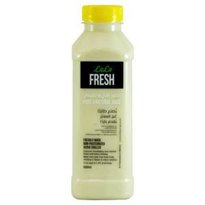 Lulu Fresh Banana With Milk Juice 500ml