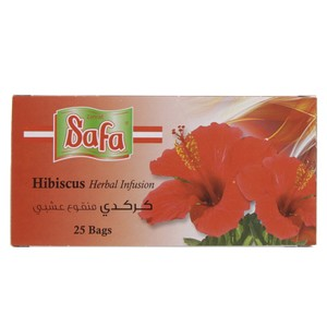 Safa Habiscus Tea 25 x 2 Gm