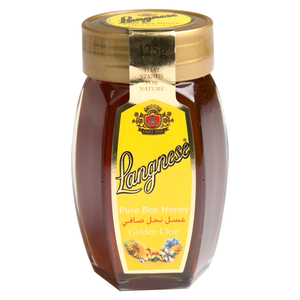 Langnese Pure Bee Honey 125g