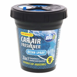 Big D Car Air Freshener Ocean Spray 130g