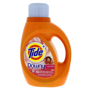 Tide Downy April Fresh Washing Liquid 1.36Litre