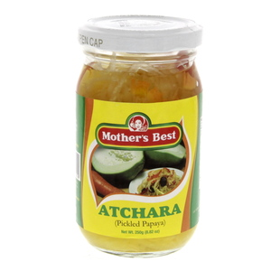 Mother's Best Atchara Pickled Papaya 250g