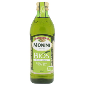 Monini Organic Farming Extra Virgin Olive Oil 500ml