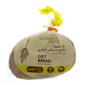 Modern Bakery Diet Bread 4pcs