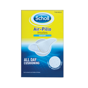 Scholl Foot Care Air-Pillo Comfort Insoles