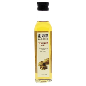 Cooks And Co Walnut Oil 250ml