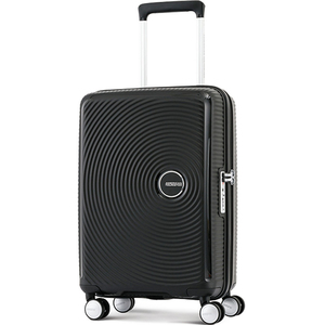 American Tourister Curio 4Wheel Hard Trolley 809 55cm Black