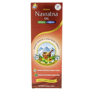 Himani Navratna Herbal Cool Oil 300ml