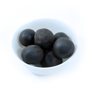 Dry Lemon Black 1kg Approx Weight