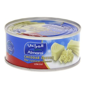 Almarai Cheddar Cheese Low Fat 113g