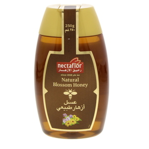 Nectaflor Natural Blossom Honey 250g