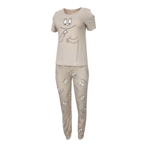 Eten Women's Pyjama Set Short Sleeve DJ-825
