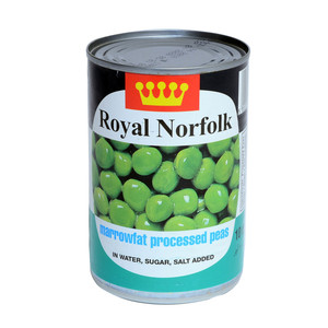 Royal Norfolk Marrowfat Processed Peas 285g