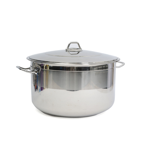 Sofram Stainless Steel Cooking Pot With Lid 36cm
