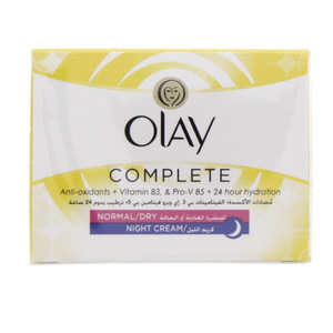 Olay Essentials Complete Night Cream Normal, Dry And Combo Skin 50ml