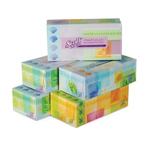 Scott Facial Tissue 5 X 150's