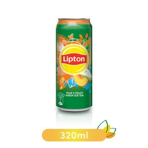 Lipton Green Ice Tea Pear And Peach 320ml