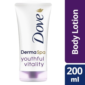 Dove DermaSpa Body Lotion Youthful Vitality 200ml