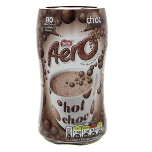 Nestle Aero Hot Choc Drink Mix 288g