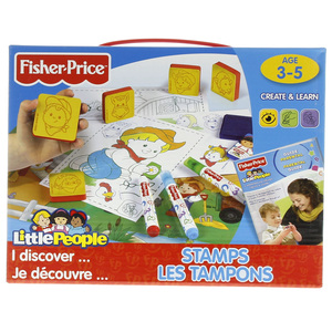 Fisher Price Stamps