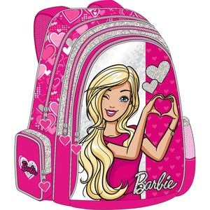 Barbie School Backpack FK160125 18""