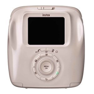 Fujifilm Instax Camera SQUARE SQ20 Beige