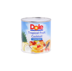 Dole Tropical Fruit Cocktail in Heavy Syrup 439g
