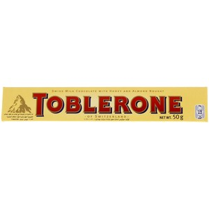 Toblerone Milk Chocolate 50 gm