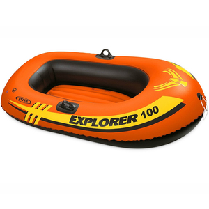 Intex Boat Explorer100 58329 (Color may vary)