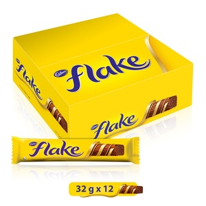 Cadbury Flake Bar  32g  x 12 Pieces