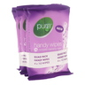 Pure Handy Wipes Complete Cleansing Wipes 4 x 10 wipes