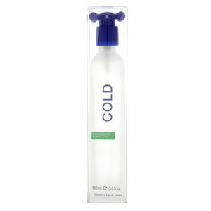 Benetton Cold EDT for Men 100ml