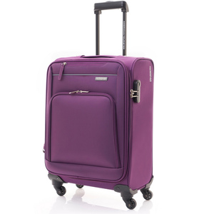 American Tourister Brook 4Wheel Soft Trolley 80cm Purple