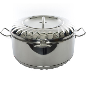 Chefline Stainless Steel Hot Pot Solitaire 1500ml