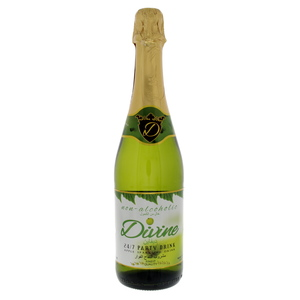 Divine Non Alcoholic Apple Sparkling Drink 750ml