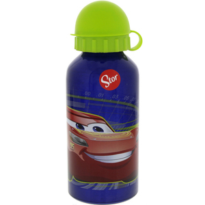 Cars Aluminium Water Bottle 82634 400ml
