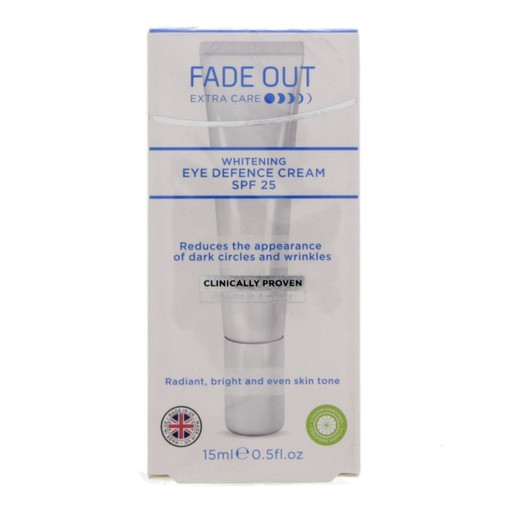 Fade Out Whitening Defense Cream SPF 25 15ml