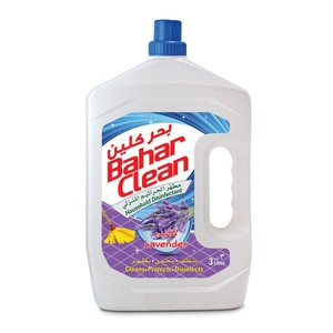 Bahar Clean Household Disinfectant Lavender 3Litre