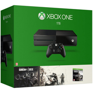 Xbox One Console 1TB + Rainbow Six Siege