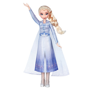 "Disney Frozen-II Singing Elsa Fashion Doll 12"" E6852"