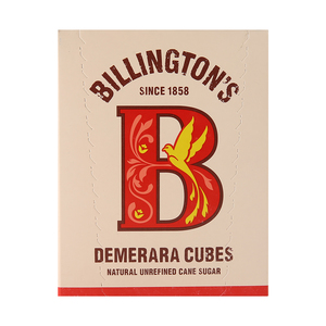 Billington's Demerara Cubes 500 Gm