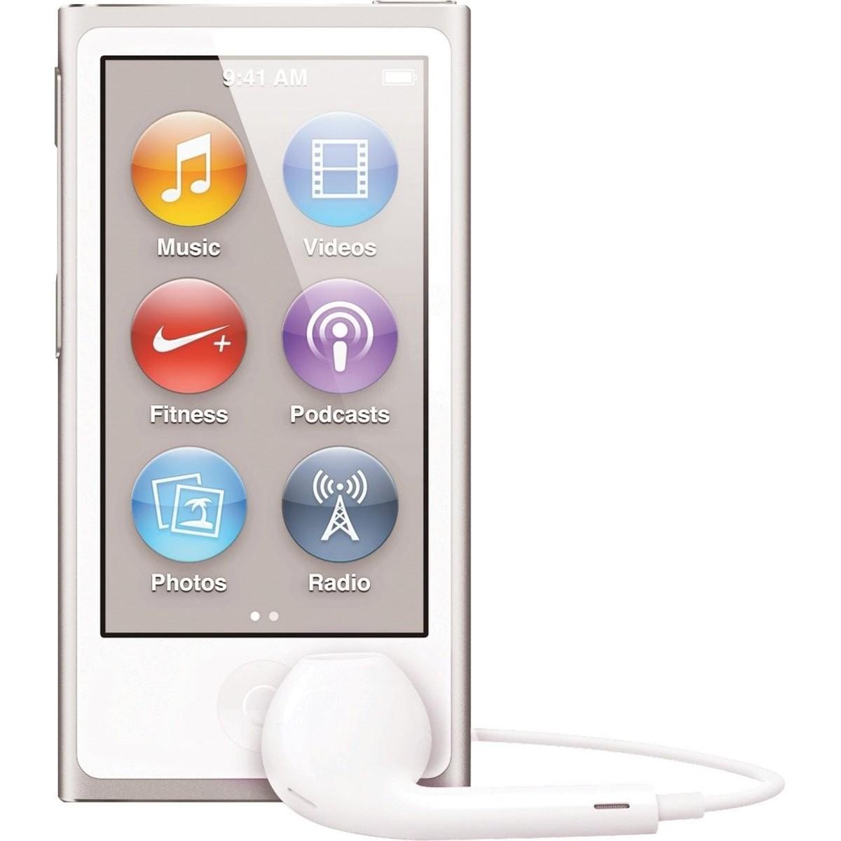 Buy Apple Ipod MP4 Player Nano16GB - MP4 Players - Lulu