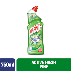 Harpic Toilet Cleaner Liquid Pine 750ml