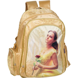 Beauty and the Best School Back pack FK100131 16""