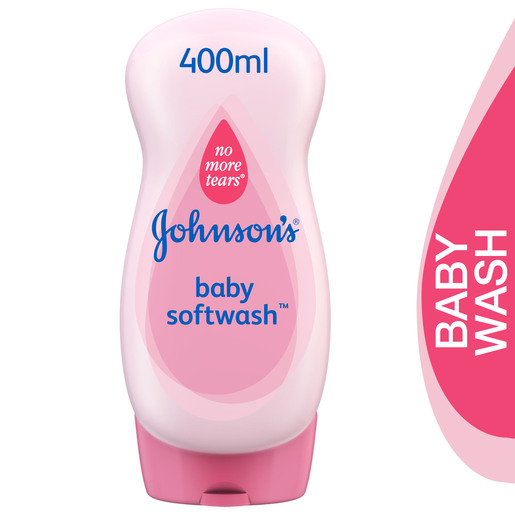 Johnson's Baby Baby SOFTWASH 400ml